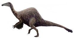 meaning of deinocheirus