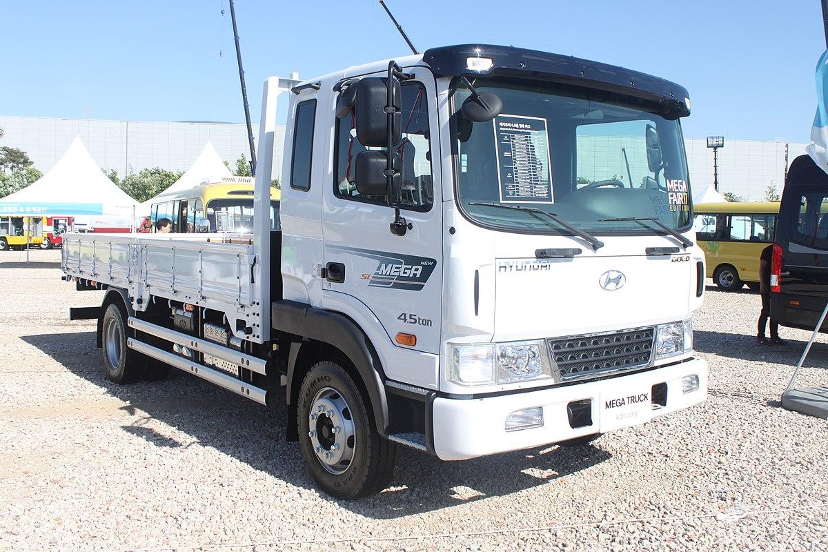 Hyundai Mega Truck - Wikipedia