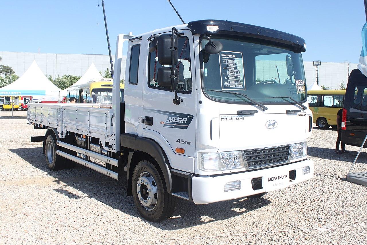 Hyundai Mega Truck - Wikiwand