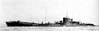 Kaidai-type submarine - I-152