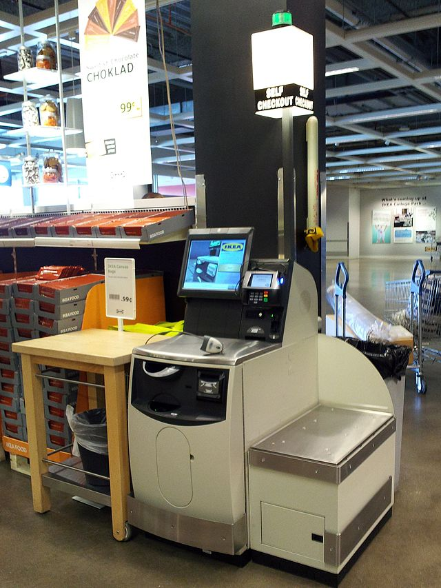 https://upload.wikimedia.org/wikipedia/commons/thumb/5/51/IKEA_College_Park_self_checkout.jpg/640px-IKEA_College_Park_self_checkout.jpg