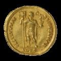 INC-1889-r Солид. Валент II. Ок. 364—367 гг. (реверс).png