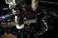 ISS-65 Soyuz MS-18 and Nauka above Europe and Asia at night.jpg