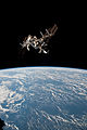 ISS and Endeavour seen from the Soyuz TMA-20 spacecraft 16.jpg