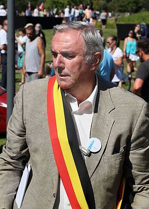 Idès Cauchie - Image: Ides Cauchie J1