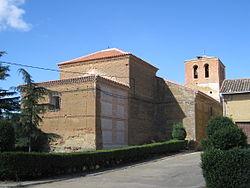 Iglesia de Nuestra Señora del Castillo, Pozo de Urama.jpg
