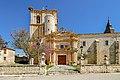 Iglesia de Santa Águeda en Sotillo de la Ribera portada y campanario.jpg