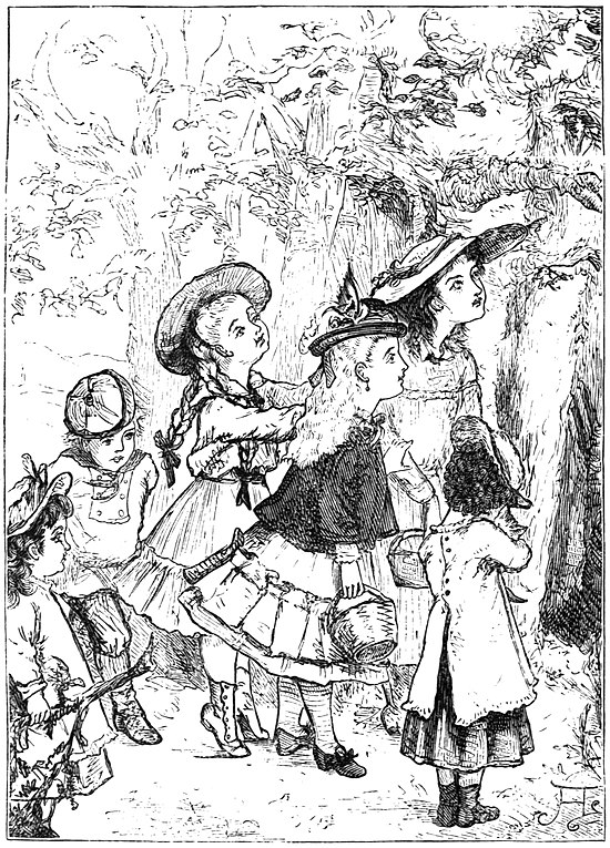 Illustration, page 8, What Katy Did, 1873, Addie Ledyard.jpg
