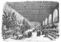 Illustrirte Zeitung (1843) 07 009 1 Die Ausstellung im Gewächshause des Palais Luxemburg in Paris.PNG