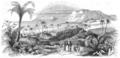 Illustrirte Zeitung (1843) 15 228 1 Ansicht von Guayana.PNG