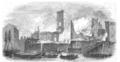 Illustrirte Zeitung (1843) 17 270 1 Die Ruinen der St Olafskirche in London.PNG