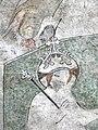 Im frühen 14. Jahrhundert schuf Rudolphus von Wimpfen die Fresken in der Marienkirche. Detail. 1.jpg
