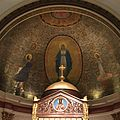 Image of Our Lady of the Miraculous Medal inside OLMM RC Church Ridgewood Queens NY.JPG