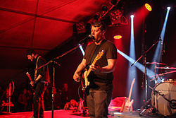 We Were Promised Jetpacks auf dem Immergut Festival 2013