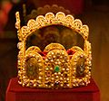 Imperial Crown of the Holy Roman Empire left.jpg