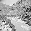 In de omgeving van Jericho. Uitzicht over het dal van de Jabbok rivier, Bestanddeelnr 255-5680.jpg