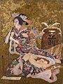 In the Manner of Ukiyo-e by Aoki Shigeru (Pola Museum of Art).jpg