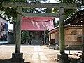 Inari Jinja (Namiyanagi, Hanno).JPG