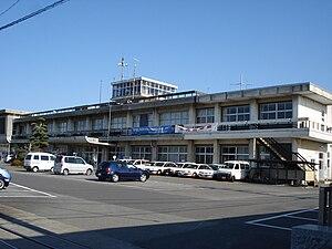 Inashiki, Ibaraki - Inashiki city hall