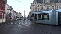 File:Inauguration de la branche vers Vieux-Condé de la ligne B du tramway de Valenciennes le 13 décembre 2013 (013A).ogv