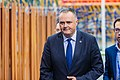 Informal meeting of defence ministers (FAC). Arrivals Hans Peter Doskozil (36939029621).jpg