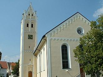 Schemmerhofen - Ingerkingen, parish church St Ulrich