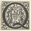Initial letter Q with coat of arms MET DP855593.jpg