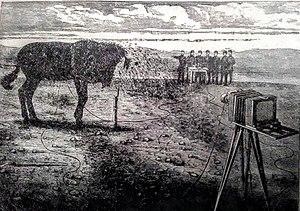 Henry Livermore Abbott - Gen. Henry L. Abbott's Photographic Experiment