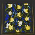 Interieur, glas-in-loodraam - Stiens - 20367180 - RCE.jpg