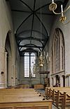 interieur, transept naat het noorden - waalwijk - 20342664 - rce