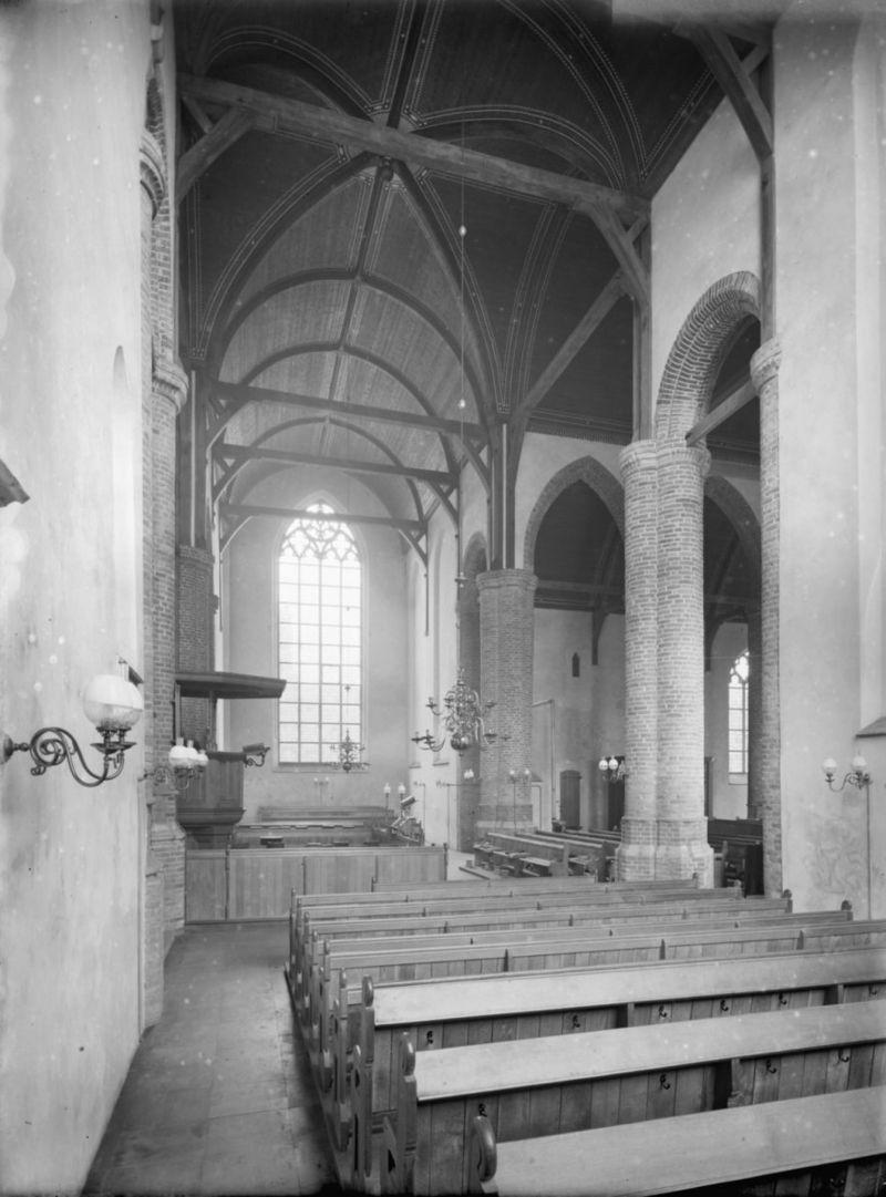 Hervormde kerk ijsselstein in ijsselstein monument for Interieur utrechtsestraat