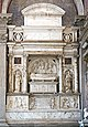 Interior of Santi Giovanni e Paolo (Venice) - Monument to Giovanni Mocenigo.jpg