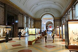 Interior view - Royal Museum for Central Africa - DSC06928.JPG