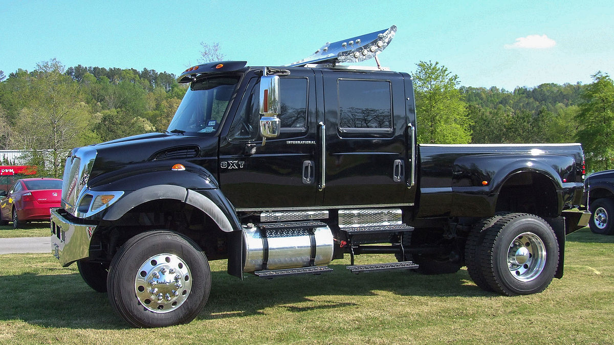 Heavy Duty Truck For Sale Ohio >> International XT - Wikipedia