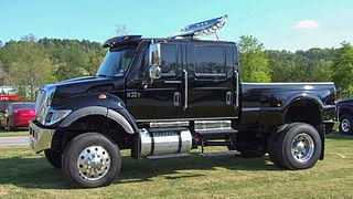 International XT Motor vehicle