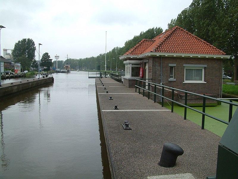 Genoeg Ir. De Kock van Leeuwensluis in Gouda | Monument - Rijksmonumenten.nl YY-91