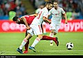 Iran and Spain match at the FIFA World Cup (2018-06-20) 06.jpg