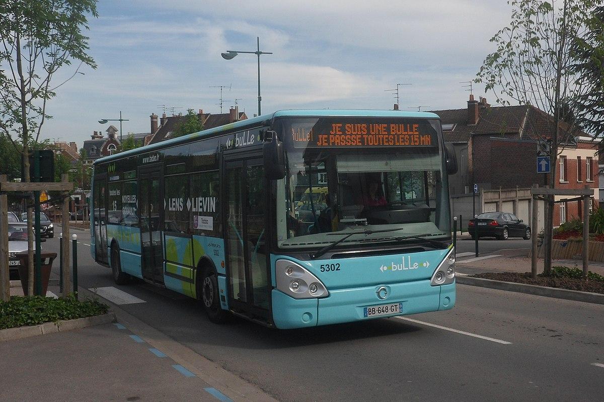 Autobus De Lens B 233 Thune Wikip 233 Dia