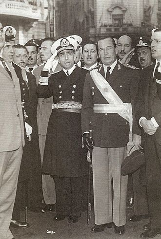 1957 Argentine Constitutional Assembly election - The Argentine military backed Aramburu's call for a constitutional assembly.