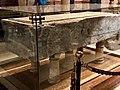 Italie, Modène, Duomo ou Cattedrale di Santa Maria Assunta in Cielo e San Geminiano (XIIe - XIIIe siècles), Crypte de saint Géminien, Sépulcre du saint, IVe siècle (50244857518).jpg