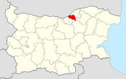 Ivanovo Municipality within Bulgaria and Ruse Province.