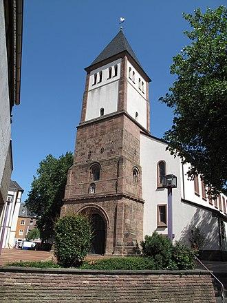 Jülich - Image: Jülich, kerk 2009 08 15 12.57