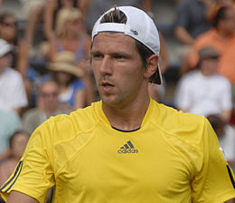 Jürgen Melzer a 2008-as US Openen