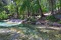 J23 310 Arroyo Maíllar, Mündung.jpg