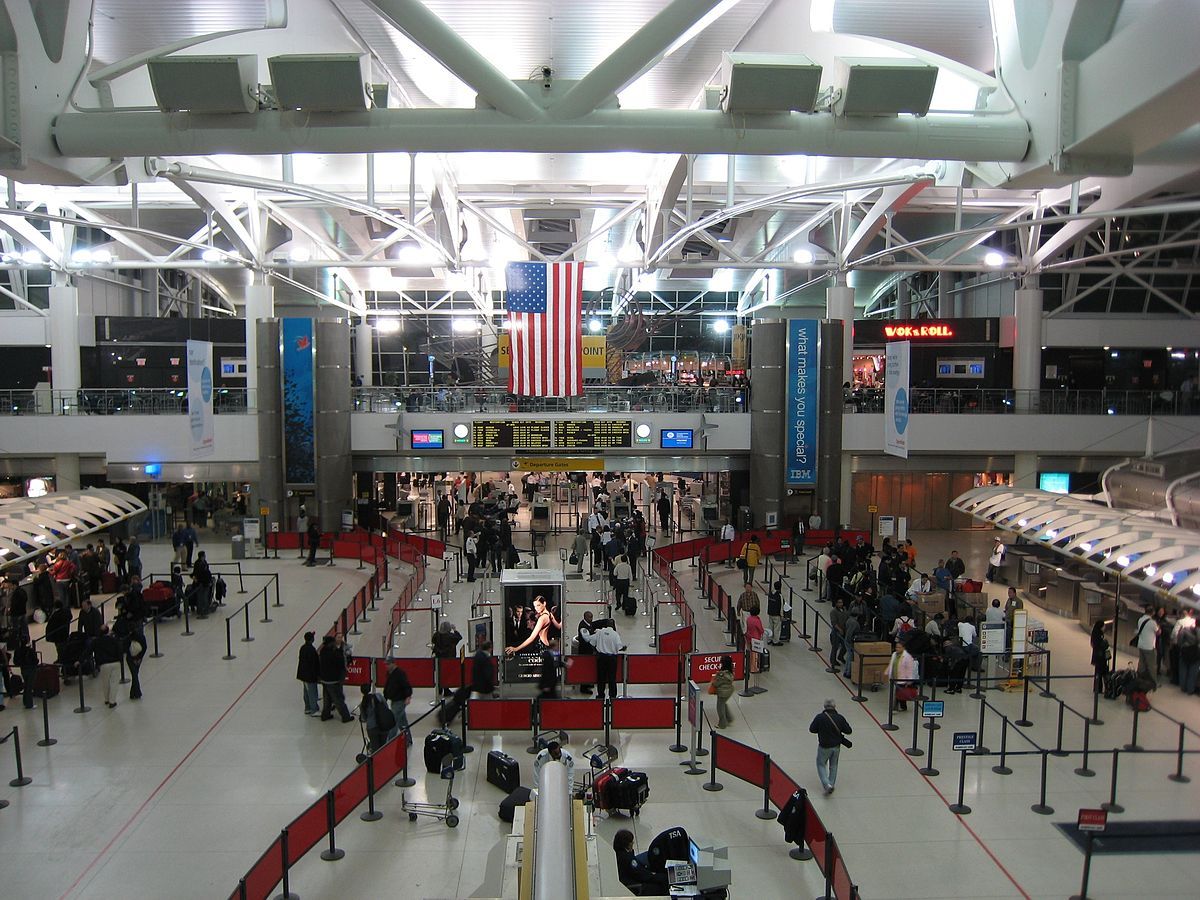 Aeroporto New York John F Kennedy : Aeroporto internazionale john f kennedy wikipedia