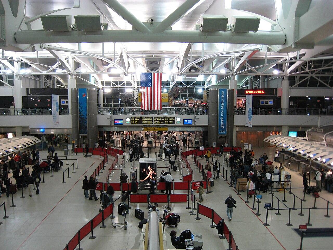 JFL Terminal 1