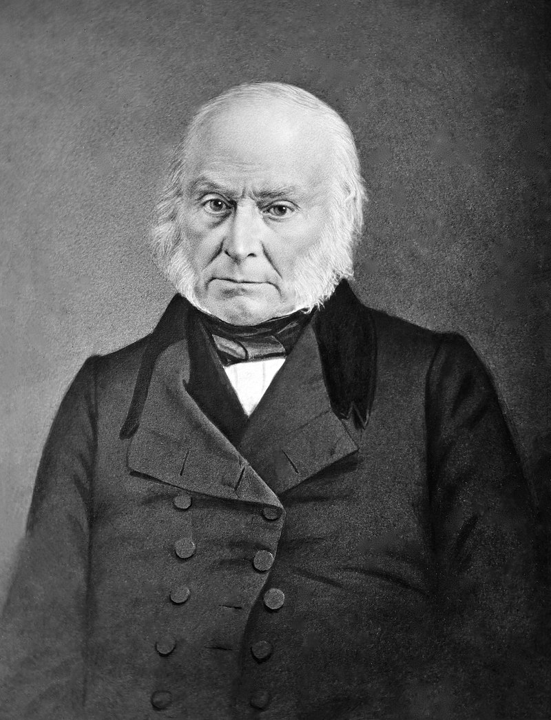John Quincy Adams Image Three