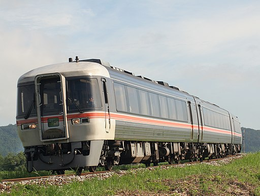 JRT DC kiha85series Limited-Express Hida