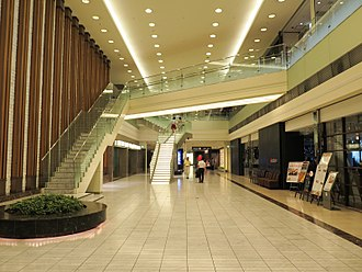 JR Central Towers - Image: JR Central Towers Level 12 Towers Plaza Restaurants 2014