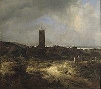 Jacob van Ruisdael - View of Egmond aan Zee - Nationalmuseum.jpg